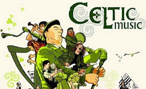 Soirée celtique